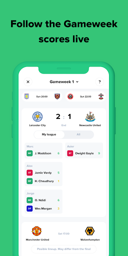 Bemanager - Be a Soccer Manager apkpoly screenshots 6