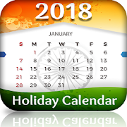 Indian Holiday Calendar 2018