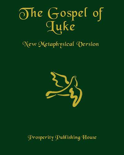 Gospel of Luke-Cover