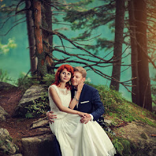 Wedding photographer Dawid Mazur (dawidmazur). Photo of 14.09.2015