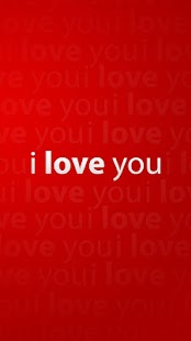 I Love You Live Wallpaper- screenshot thumbnail