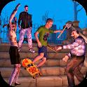 Skater vs. Zombies 3D icon