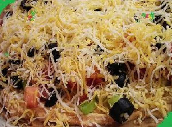 Mount Diablo Taco Dip Recipe