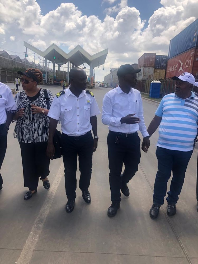KPA entices Uganda importers with Naivasha dry port