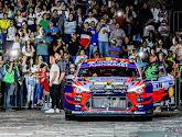 Rally van Mexico eindigt na de ritten van zaterdag