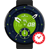 Tennis watchface by Delta