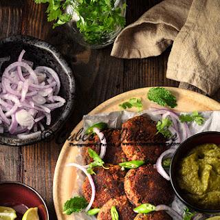 Shami Kabab / Gosht ke Shami /mutton Shami Kababs