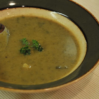 German Sorrel Soup