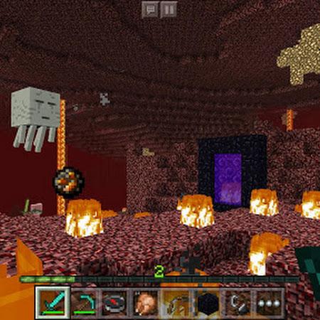 Minecraft - Pocket Edition v1.1.0.55 [Mods/2.3+]