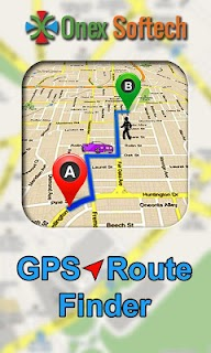 GPS Route Finder screenshot 11