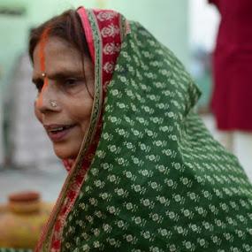 by Ravi Shankar - People Portraits of Women