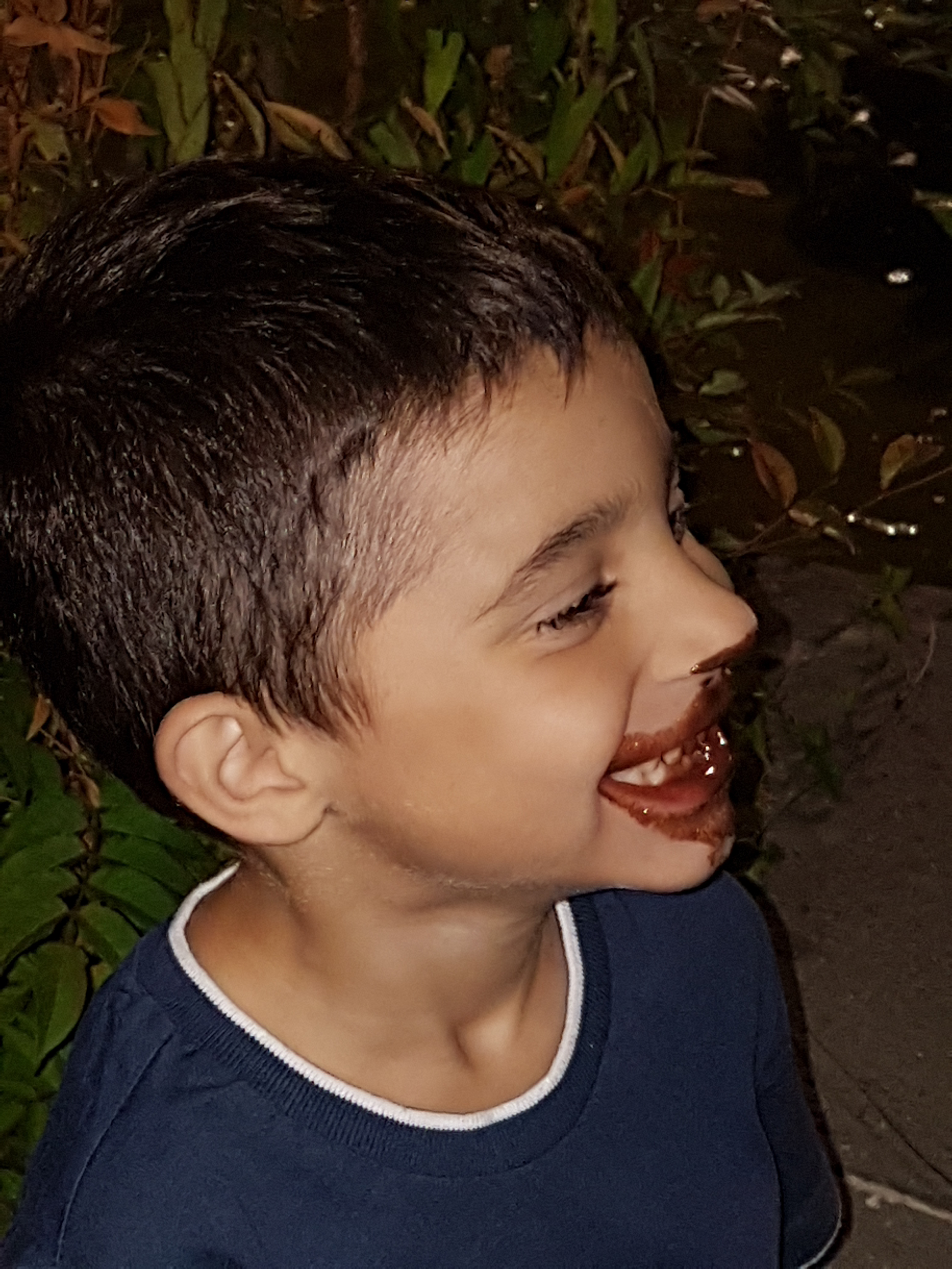 La gioia di mangiare il gelato  di FLORANS