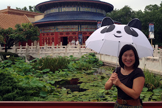 """Photo: In """"China"""" at Epcot Center http://ow.ly/caYpY"""