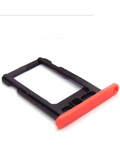 iPhone 5C Sim Holder Pink