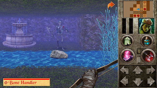 The Quest - Hero of Lukomorye IV - screenshot