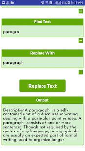App Text Replacer APK for Windows Phone