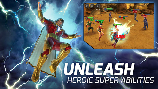 DC Legends: Battle for Justice for PC