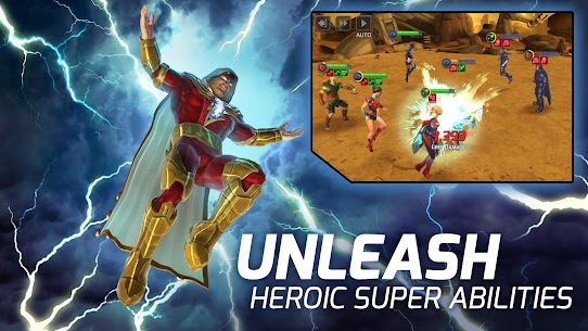 DC Legends MOD 1.20 (Unlimited Money) Apk 4