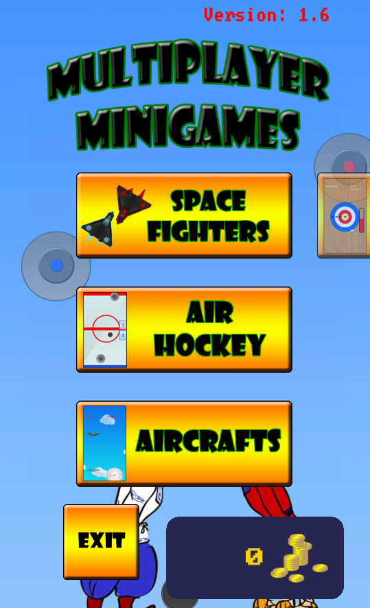 Multiplayer Minigames- screenshot