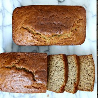 Sour Cream Banana Bread.