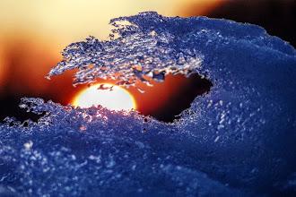 Photo: Sonnenuntergang in 3 Ansichten (HDR)