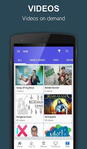 Entertainment TV 1.0.3 screenshots 16