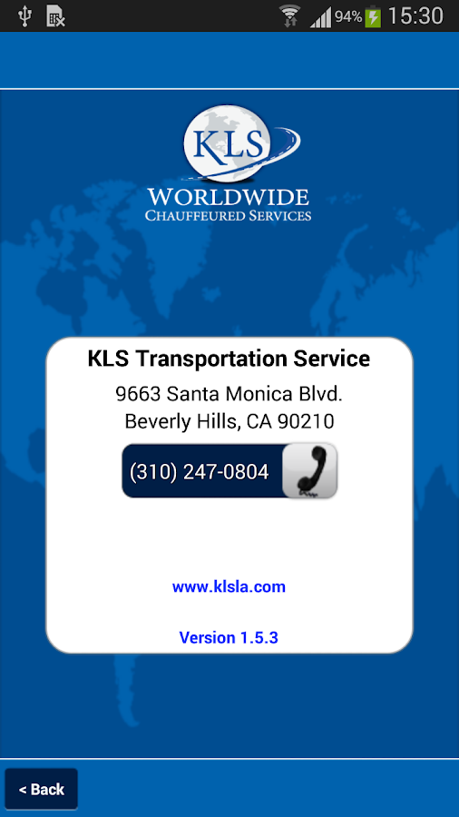 KLS Worldwide- screenshot
