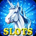 Unicorn Slots: Free Casino icon