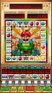777 Slot Mario - náhled