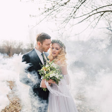 Wedding photographer Lesya Cykal (lesindra). Photo of 23.03.2017