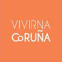 Vivir na Coruña icon