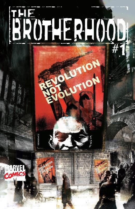 The Brotherhood (2001) - complete