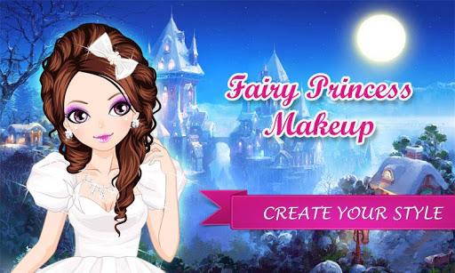 Fairy Princess: Makeup Salon