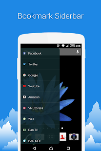 Adblocker Browser Free screenshot