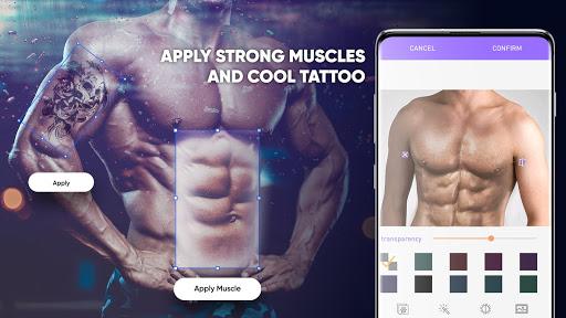 Body Shape Editor screenshot 1
