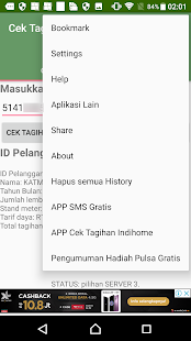 App Cek Tagihan Listrik Bulanan APK for Windows Phone