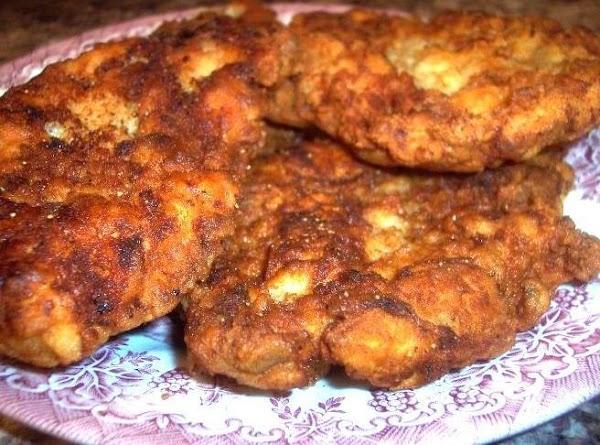 Just Plain Good Golden Fried Chicken Cutlets Recipe