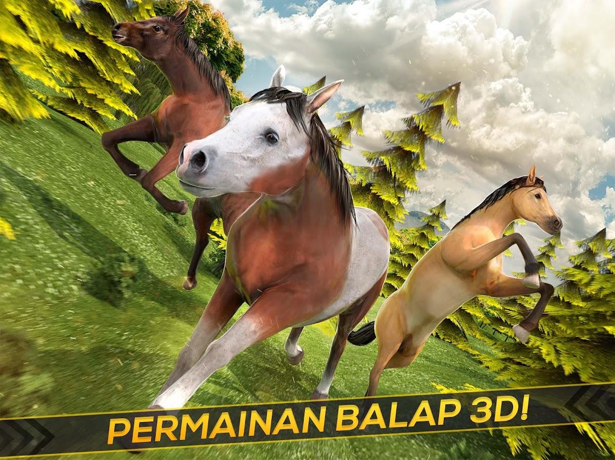 Kuda Berkuda Balap Apl Android Di Google Play