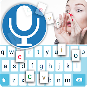 Voice Typing Keyboard - Speech to Text Converter