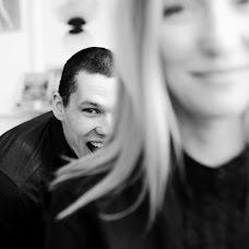 Bryllupsfotograf Anna Zhovner (Nushkin). Bilde av 04.02.2019