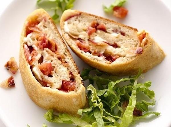 Blt Rollwich Recipe