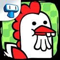 Chicken Evolution - 🐓 Mutant Poultry Farm Clicker icon