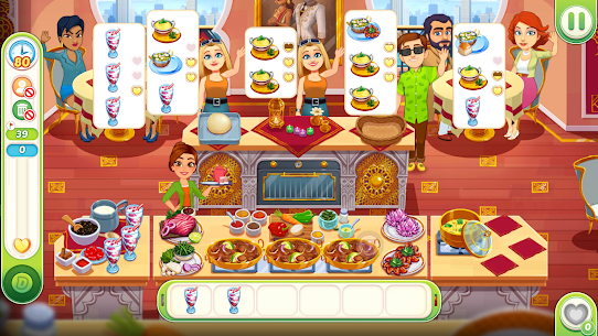 Delicious World – Romantic Cooking Game 1