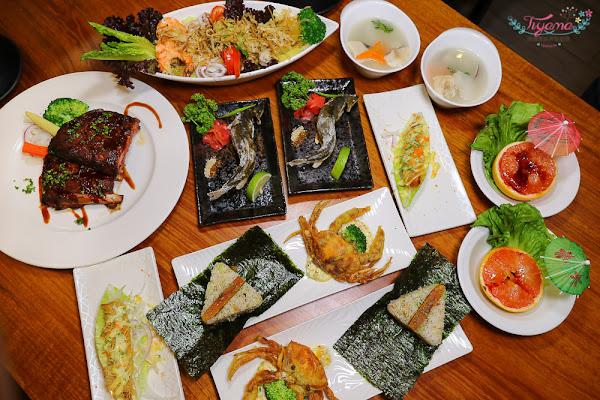 台南無菜單料理~麥樂比而 永華餐酒館,客製化精緻美食饗宴