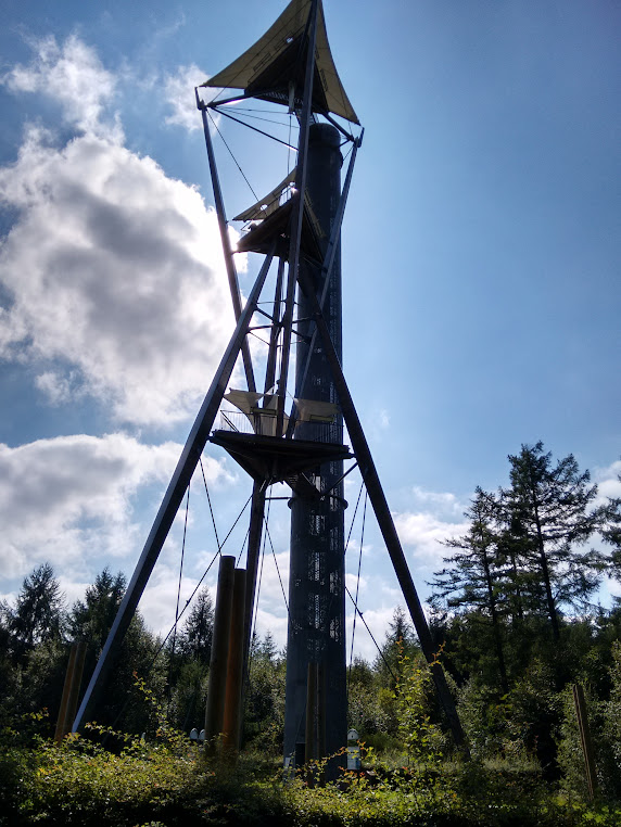 Day 3: Millenium Tower of Gedinne