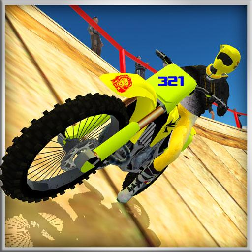 Injustice Well Of Death Bike Stunt Drive Android APK Download Free By MobilePlus