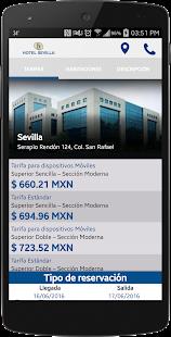 Hotel Sevilla - náhled
