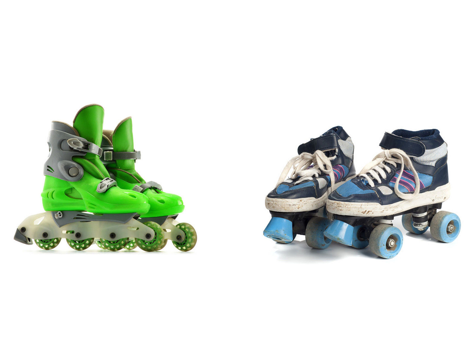 Roller skates roller blades