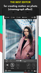 PhotoMotion Maker, Living & Animated Photo Creator Screenshot