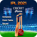 IPL 2021 - Schedule, Squad ad Time Table icon